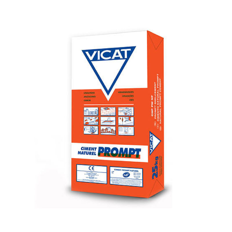 Associated Products - Vicat Prompt