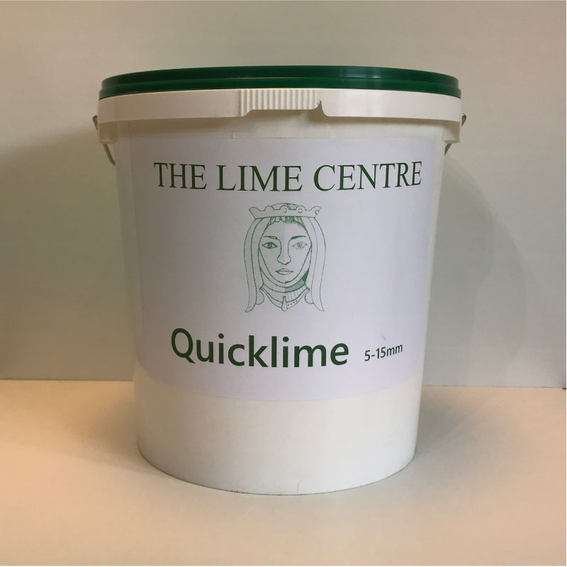 Associated Products - Quicklime Granules