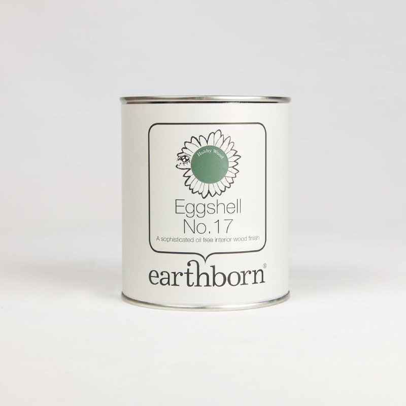 Associated Products - Earthborn Eggshell No.17