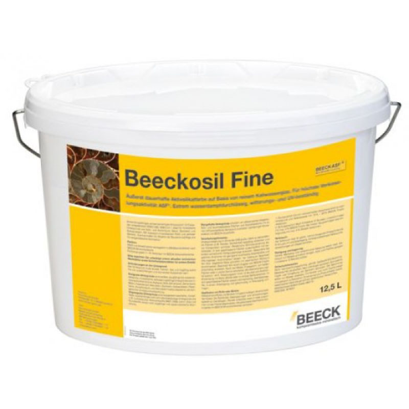 Beeck Mineral Paint - Beeckosil