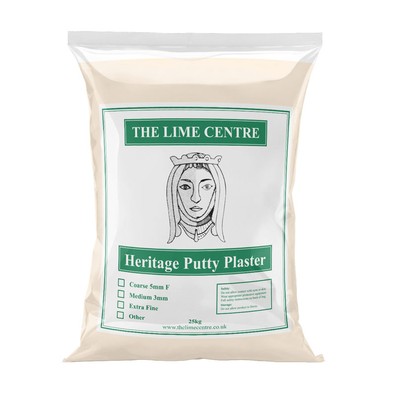 Associated Products - Heritage Putty Plaster